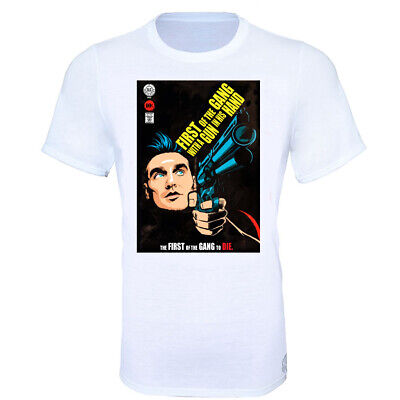 1f3f624292c8 DIRTY HARRY STYLE Morrissey The Smiths T-Shirt - Kids & Adult Sizes ...