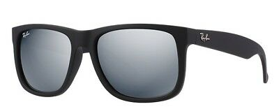 0d8ad21139 RAY-BAN JUSTIN COLOR Mix Sunglasses RB4165-622 6G-55 -  99.36
