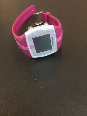 Polar Ft4 Pink Womens Fitness Exercise Monitor Watch 2100