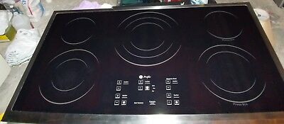 Ge Profile Series 36 Built In Cooktop 5 Burners Touch Control Pp975sm2ss
