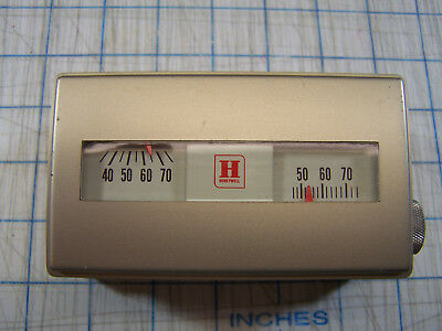 Vintage Honeywell T473B 1010 1-H15 Thermostat Very Good Shape