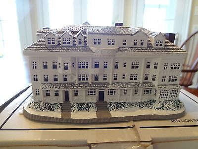 Norman Rockwell Collector 8 Houses