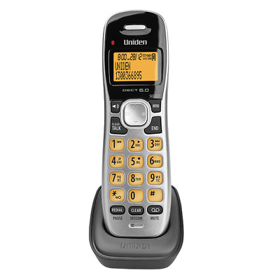 UNIDEN DECT1705 Optional Handset For DECT 17xx Series Cordless Phone Systems