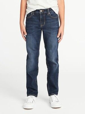 Old Navy boys Karate jeans in 3 different washes $30 price tag new with tags