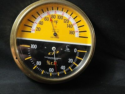 Cole-Parmer Instrument 3310-40 Thermometer / Hygrometer
