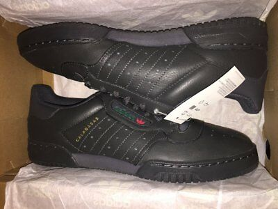 77e5ff277bb Adidas Yeezy Powerphase Calabasas 4-14 Core Black Cg6420 Kanye West In Hand