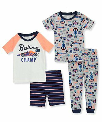 beb588957893 CARTER S TODDLER BOYS  4-Piece Snug Fit Cotton PJS 2T
