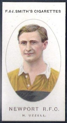 Smiths-Football Club Records (1922)-#49- Newport Rugby - Uzzell