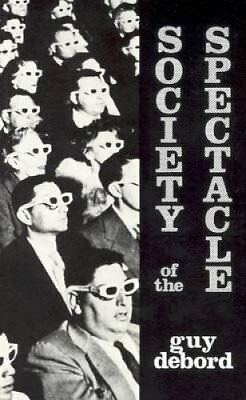 Society of the Spectacle by Guy Debord 9780934868075 (Paperback, 1984)