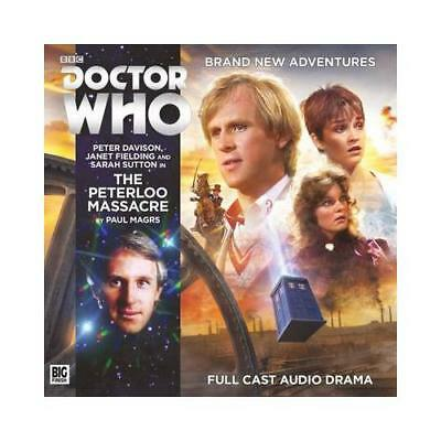 Doctor Who Main Range 210 - The Peterloo Massacre by Paul Magrs