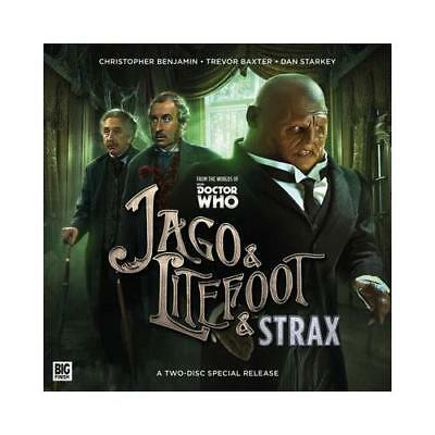 Jago & Litefoot & Strax 1 - The Haunting by Justin Richards