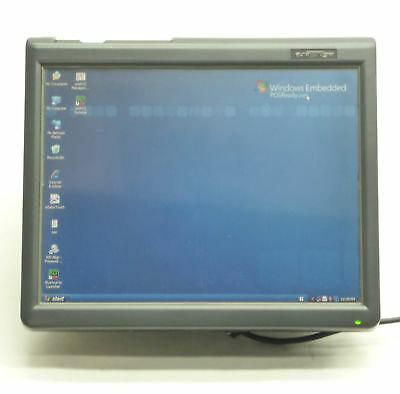 Partner Pt-6215-E7E116 All-In-One Pos Touch Screen Terminal160Gb Posready 09