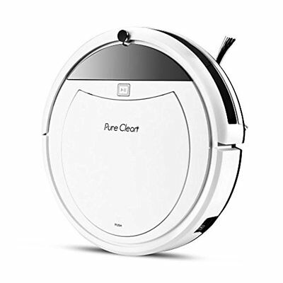 Smart Robot Vacuum Cleaner with Remote Control Navigation, Mop & Sweep Cleaning