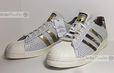 save off aea69 1f1fd New Adidas Superstar 80S Quickstrike   Size 13   Complex Men s Shoes Q16292