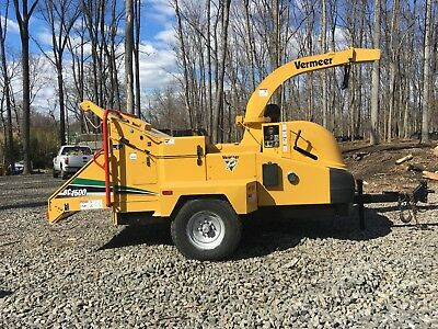 2014 Vermeer BC1500XL Chipper (#780)