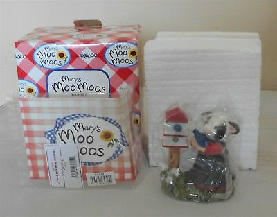Mary's Moo Moos A Little Bird Told Moo - New In Box