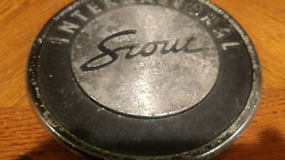 ih international scout sport top spare tire cover