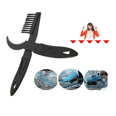 2PCS Bicycle Chain Clean Brush Scrubber Tool Cycling Equipment Wheel Wash