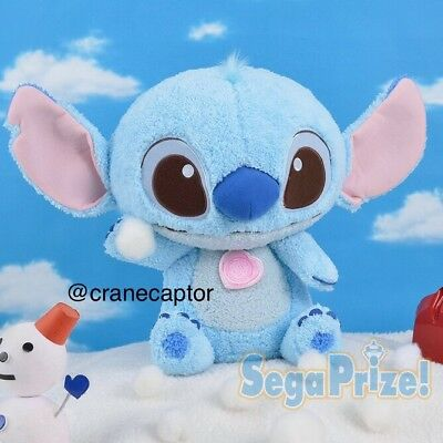 NEW NWT 2018 BIG 50cm Japan Disney Stitch & YOU Mascot Plush Plushy Lilo And Toy