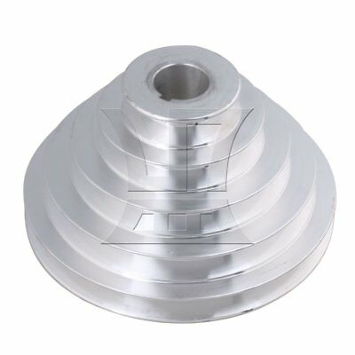 5.4-15cm OD 2.5cm Bore A Type Timing Belt 5Step Pagoda Pulley Belt