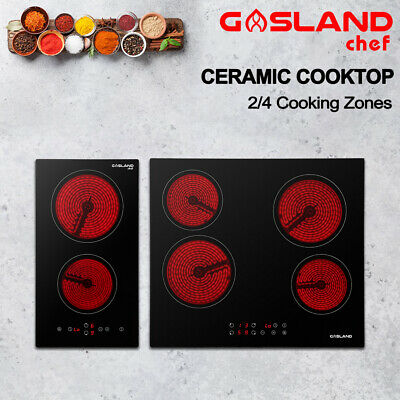 GASLAND chef Ceramic Cooktop Glass Electric Touch Control Kitchen 30CM 60CM