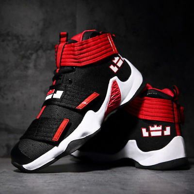 AU Fashion Men's Basketball Shoes Sports Running Shoes Sneakers Outdoor Athletic