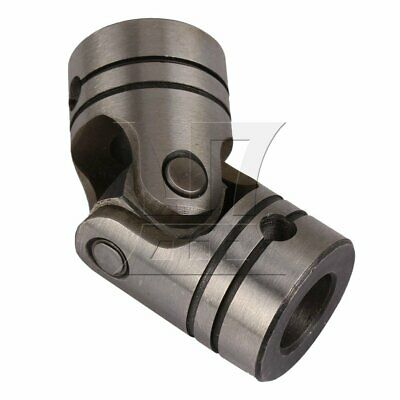 Universal Joint Motor Coupling Silver-grey