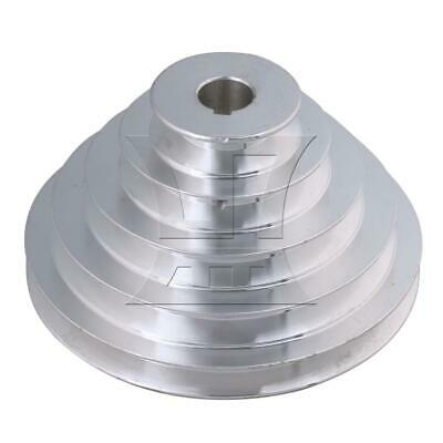 5.4-15cm OD 2cm Bore A Type Timing Belt 5Step Pagoda Pulley Belt