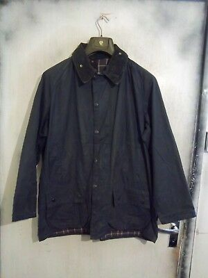 Barbour Beaufort Waxed Shooting Jacket Size C46 117Cm
