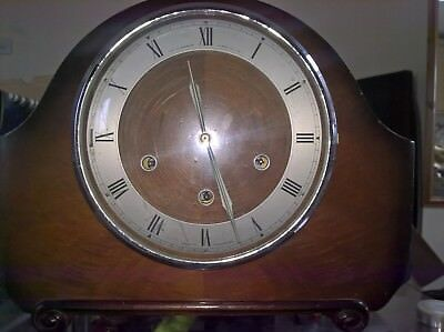 old clock with Westminster chime