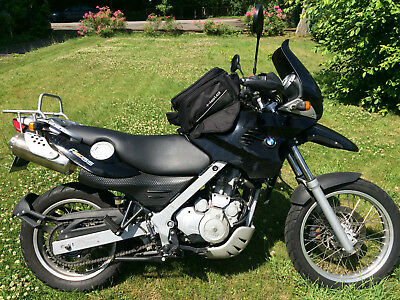 BMW F 650 GS, Abs, Heizgriffe, TOP Case