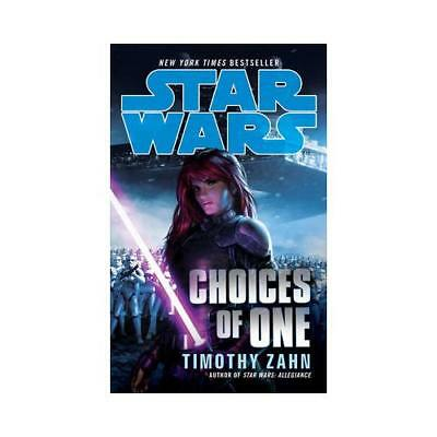 Choices of One by Timothy Zahn