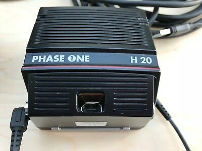 Phase One H20 Hasselblad V fit Medium Format Digital Back