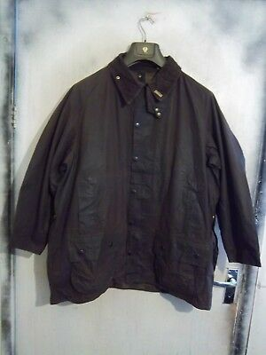 Barbour Beaufort Waxed Shooting Hunting Jacket Size C48 122Cm