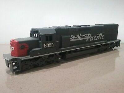 Ho Scale  Athearn Sd40T-2 Sp Grey, Dummy No Motor