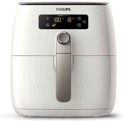 PHILIPS Avance Collection Airfryer HD9642/20 TurboStar Fritteuse 1425 Watt