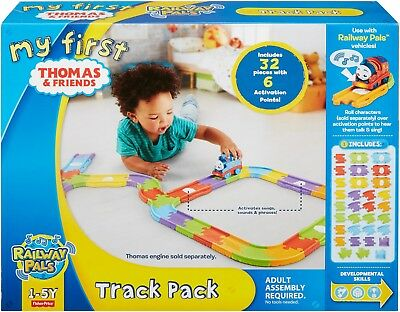 My First Thomas Railway Pals Toy Various Interactive Track