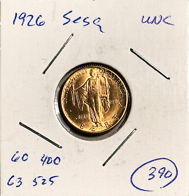 1926 $2 1/2 Sesquicentennial Gold Commemorative Gem BU No Minimum