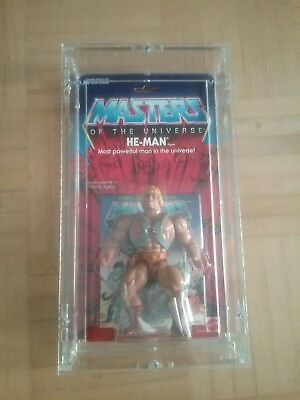 He-Man MOC inkl Sora Case Masters of the Universe Commemorative