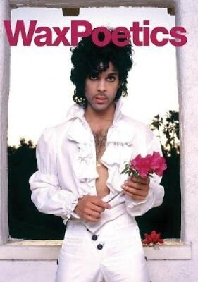 Wax Poetics Issue 67 (Hardcover Edition) The Prince Issue (Vol. 2) 9780999212738