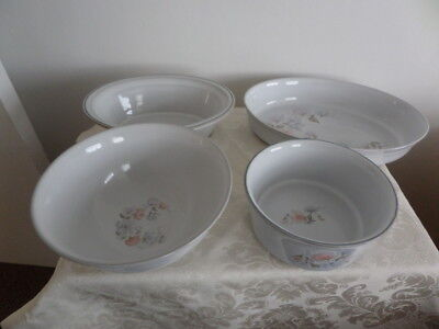 Denby Dauphine / Encore Serving, Cooking Dishes -Sweet Peas Available Separately