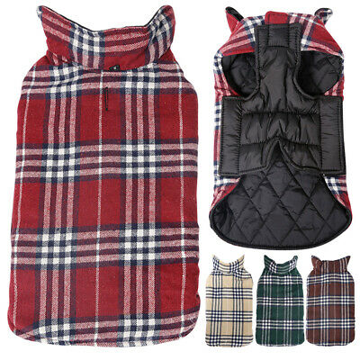 Pet Clothes for Small to Extra Large Dogs Waterproof Warm Coat Jacket Outdoor