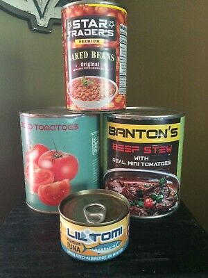 The Expanse TV prop ,set dressing food items lots Tyco's station season 1