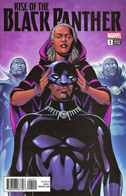 Rise of the Black Panther #1 Chris Sprouse Variant Marvel Comics
