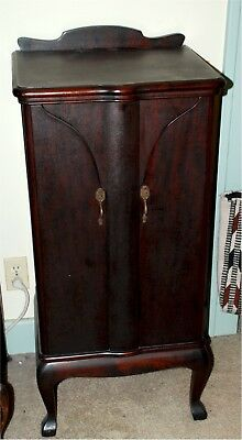 Vintage Music Cabinet in Nice Condition -- Reduced