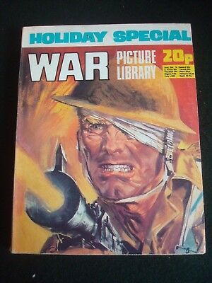 1969 / 1974 War Picture Library Holiday Special
