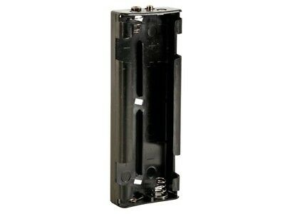 Velleman BH261B BATTERY HOLDER FOR 6 x C-CELL (WITH SNAP TERMINALS)
