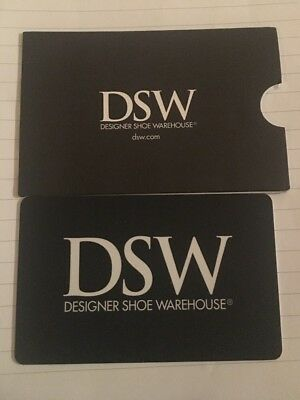 DSW Shoes Gift Card 75.00