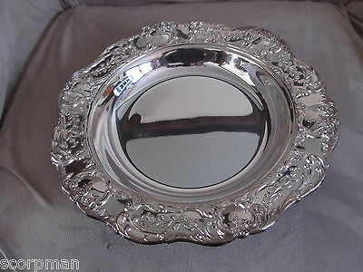 Vintage Wallace Silver Plate Grand Victorian Pattern 1670