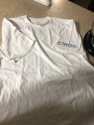 Ciroc Vodka Logo White T-shirt Med